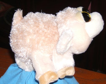 Teacher Resource - Lamb Hand Puppet