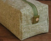 Sage Dot Box Bag