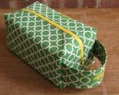 Green Pig Box Bag - Small