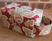 Paisley-ish Box Bag