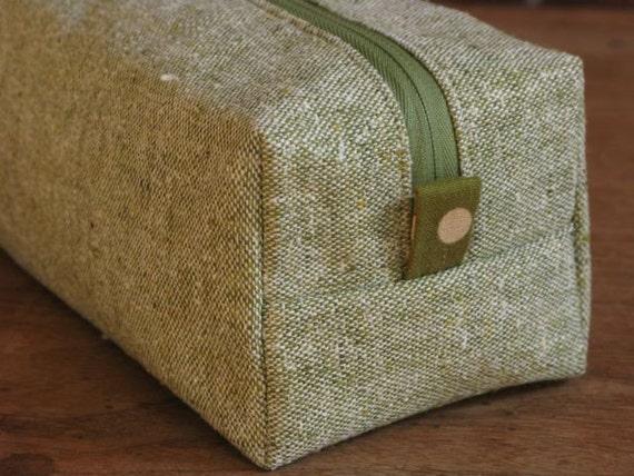 Sage Dot Box Bag