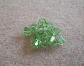 12pk Swarovski Crystal 5mm Bicone Peridot