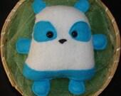 Custom Color Felt Panda