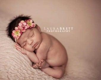 Catarina Headband - newborn photo prop