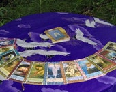 Card Reading (via email) Circle of Life 12 Card Layout Angel Oracle Deck