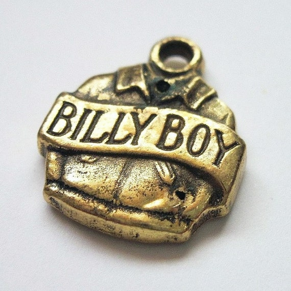Vintage Billy Boy Advertising Charm 1940s-1950s