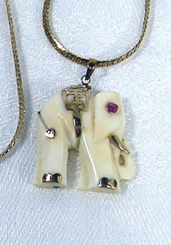Gold Moonstone Earrings For Sale