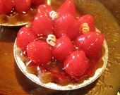 Strawberry Pie candle