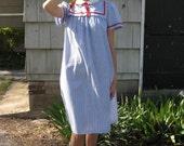 Ahoy There, Mama Dress M\/L