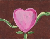 Hearts and love small art