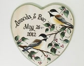 Personalized Wedding or Anniversary Plaque