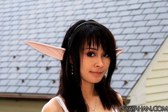Fantasy Elf Cosplay Fantasy Elf Ears Large