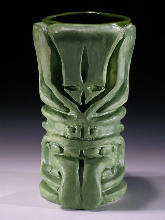 RUM DEMON TIKI MUG, Edgar num 44 (of 50)