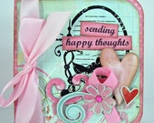 Breast Cancer Awareness Get Well Card