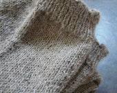 Buff Simple Luxury Alpaca Socks - Large