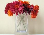Paper Flower Kit, 12 Bright Leslie Mums