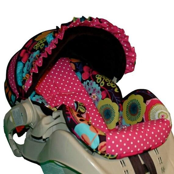 graco snugride custom infant car seat cover lorenzo. Black Bedroom Furniture Sets. Home Design Ideas