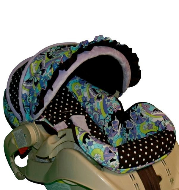 graco snugride custom replacement infant car seat by bbsprouts. Black Bedroom Furniture Sets. Home Design Ideas