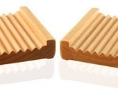 Wood Soap Dish perfect for your handmade Soaps