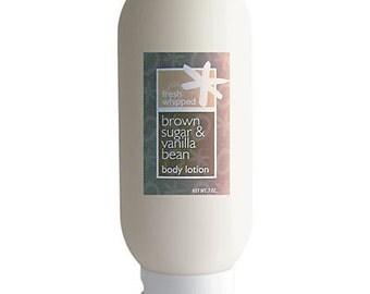Brown Sugar Vanilla Bean Lotion