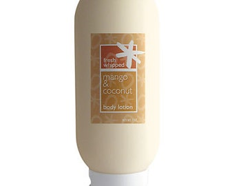 Mango and Coconut Body Lotion