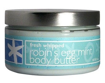 Robin's Egg Mint Body Butter