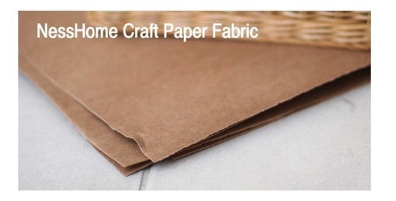 Natural Washable Kraft Paper - Natural Color, 1 Cut (13.7x17.7 inches)