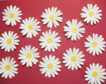 Daisy Flower Embellishments