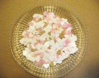 Wedding Confetti  Minis Heart Shaped