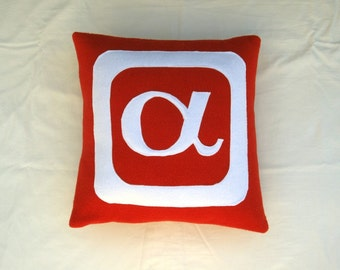 Stat Icon Pillow Covers - Made to Order