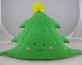 Christmas t Distribution Plushie