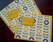 Birthday - Sunflowers - set of 3