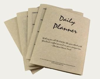 Day Planner Refills
