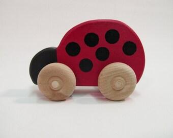 Ladybug Rollimal