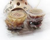 Holiday Wax Tarts Melties Potpourri set of 6 - Collection 3