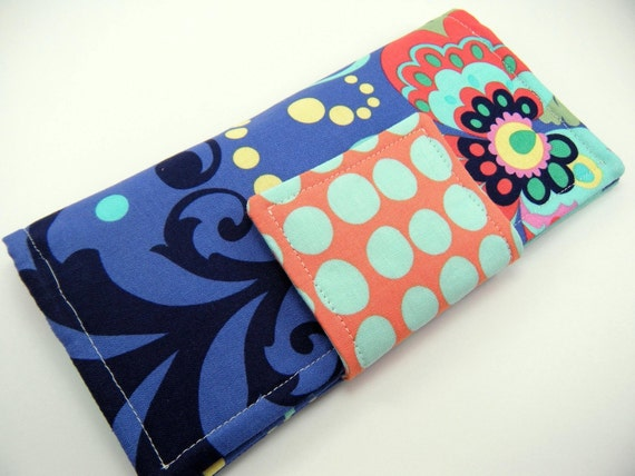Wallet in SPRING - Zippered