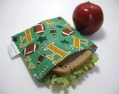 Touch Down Eco-Green Sandwich Bag