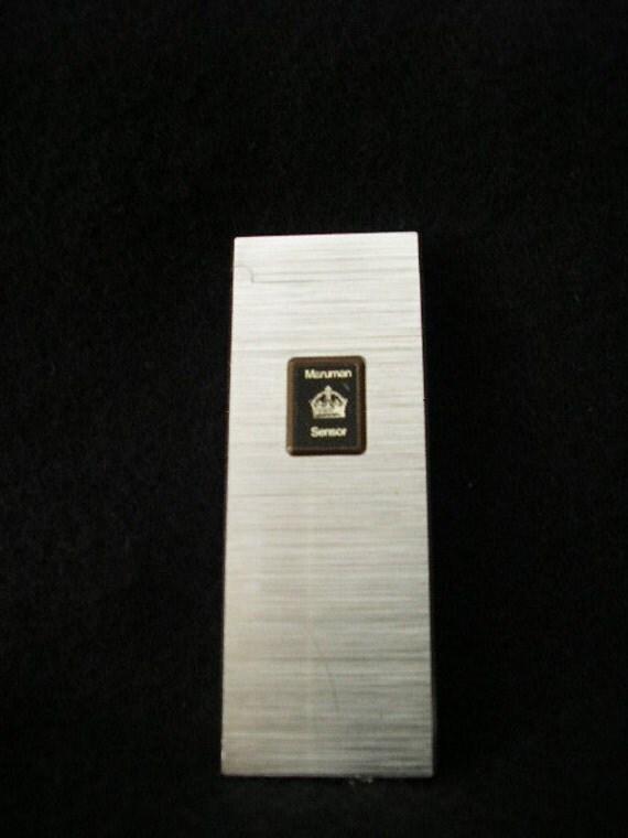 Vintage Maruman Sensor IC 517 Cigarette Lighter