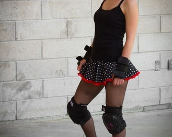 ROLLER DERBY Betty Skirt