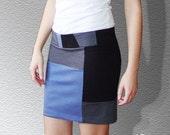 Bottoms Skirts Skirt Longer Geometrical Skirt