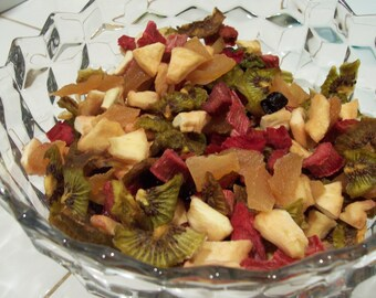 6 FRUIT MIX- A Healthy Snack Option-