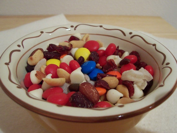Ultimate Trail Mix- A Delight to the Taste Buds