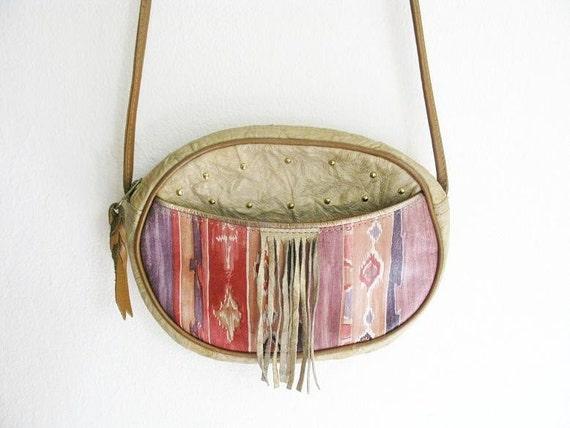 Vintage PETITE SOUTHWEST LEATHER Bag