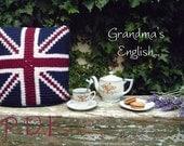 Grandma's English Cushion PDF