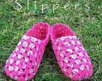 Granny Slippers PDF