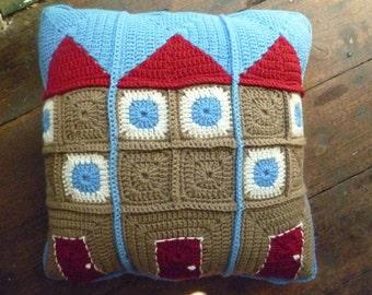 Granny Flats Cushion PDF