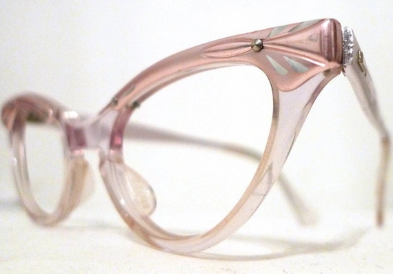 Cat Eye Glasses Small Horn Rimmed Small Cat Eyes