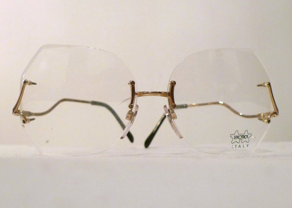 Rimless Clear Glasses : oversized rimless clear glasses Global Business Forum ...