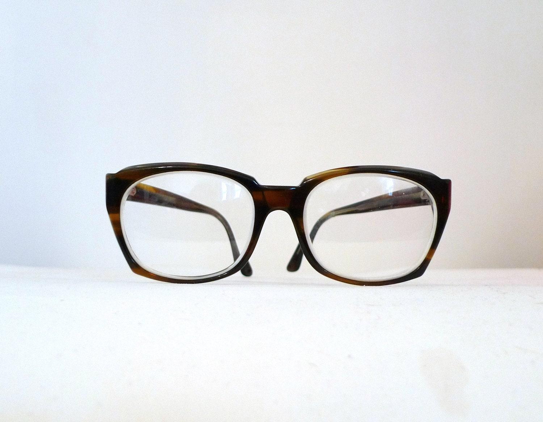 Large Frame Tortoise Shell Glasses : Big Tortoise Shell Eyeglasses Frames by Titmus / Mad Men New
