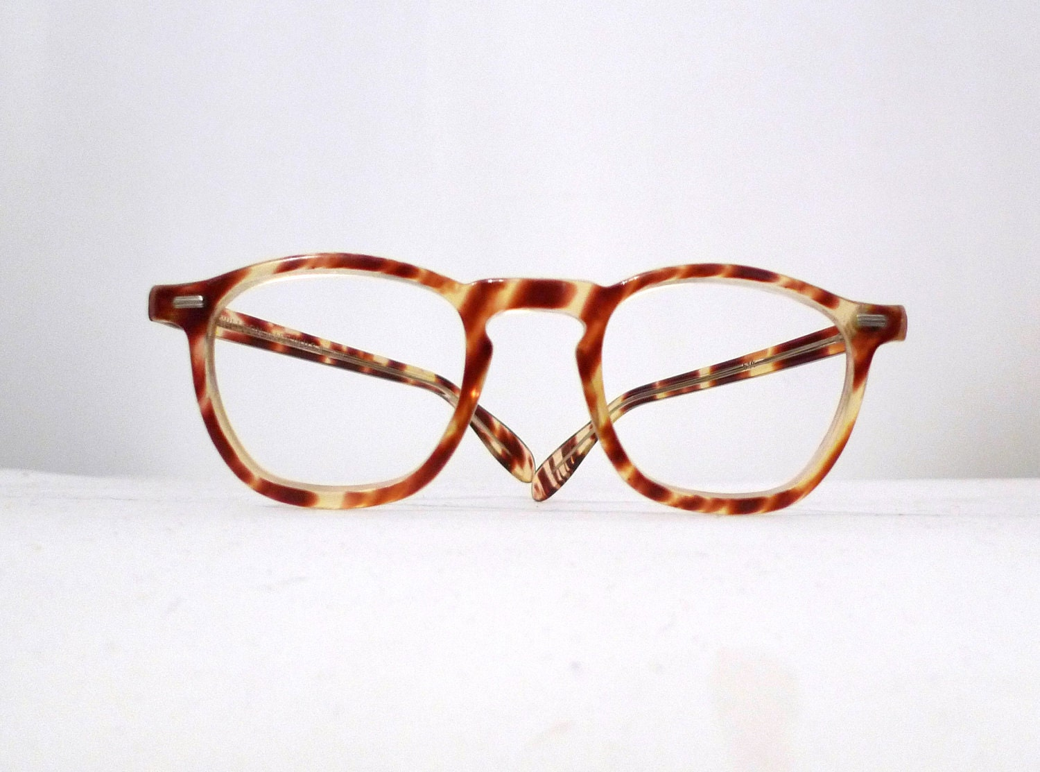 sale 48 24 willson usa tortoise shell eyeglasses classic mad